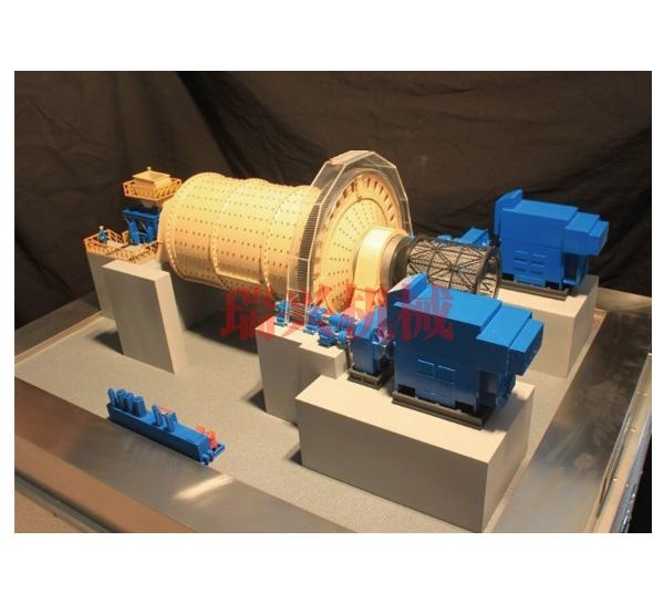 青海湿式格子(溢流)型球磨机